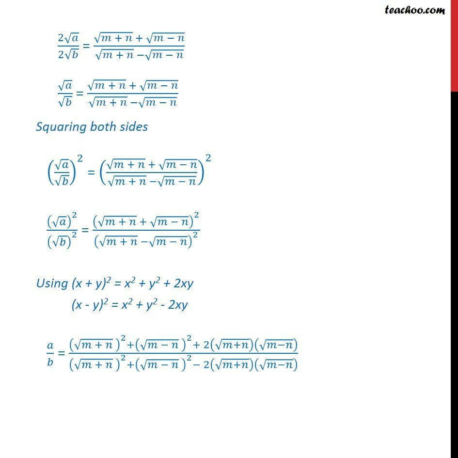 Misc 19 - Chapter 9 Class 11 Sequences and Series - Part 4
