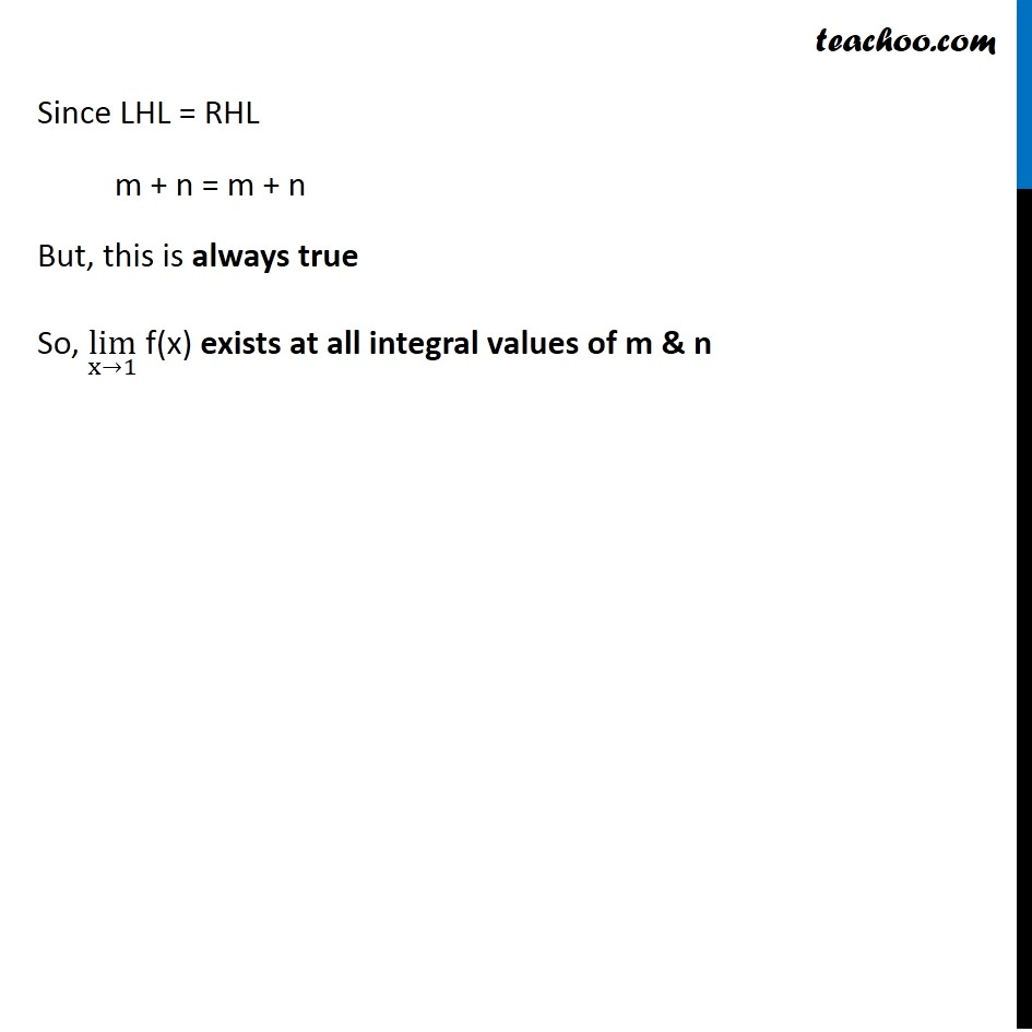 Ex 13.1, 32 - Chapter 13 Class 11 Limits and Derivatives - Part 4