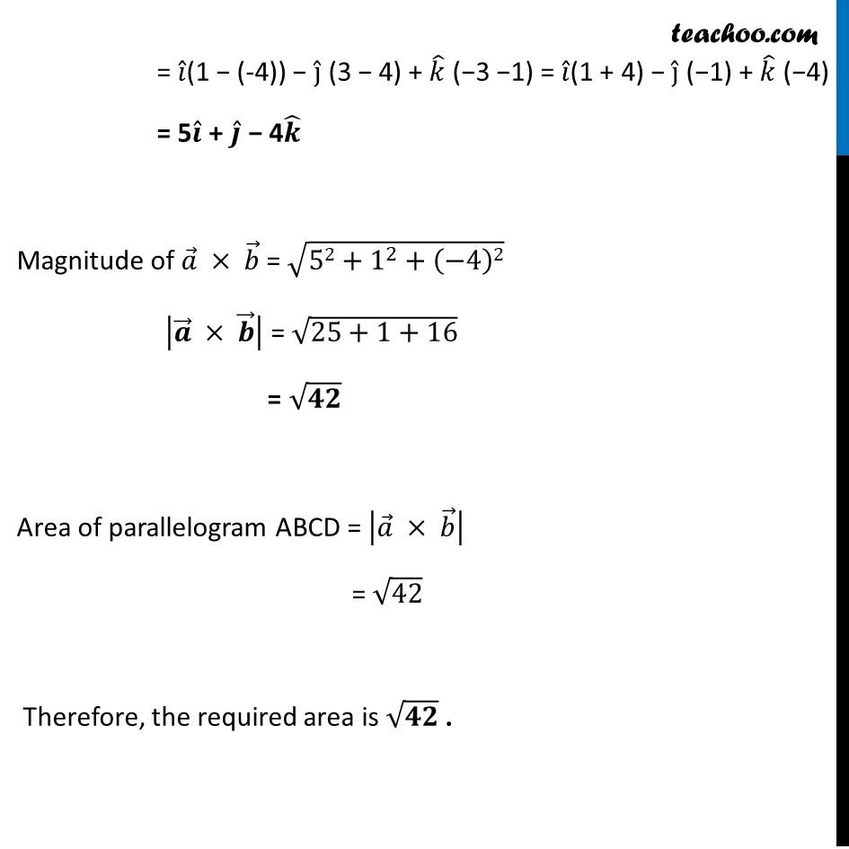 Example 25 - Chapter 10 Class 12 Vector Algebra - Part 2