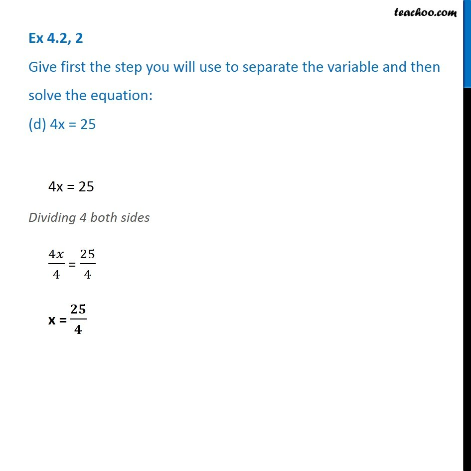 Ex 4.2, 2 - Chapter 4 Class 7 Simple Equations - Part 4