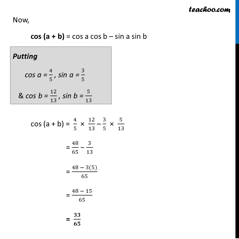 Misc. 5 - Chapter 2 Class 12 Inverse Trigonometric Functions - Part 2