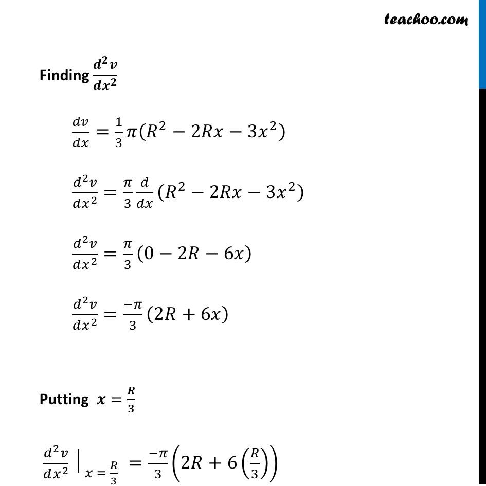 Ex 6.5,23 - Chapter 6 Class 12 Application of Derivatives - Part 5