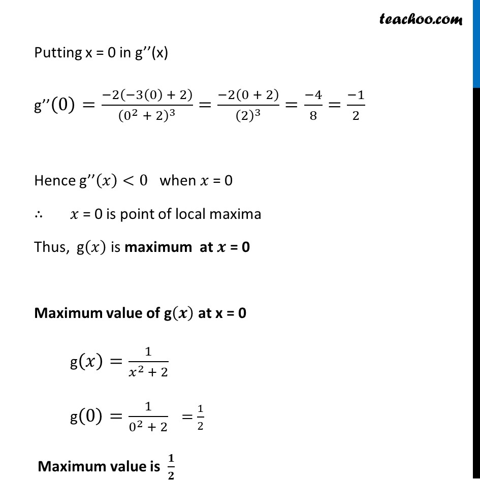 Ex 6.5,3 - Chapter 6 Class 12 Application of Derivatives - Part 27
