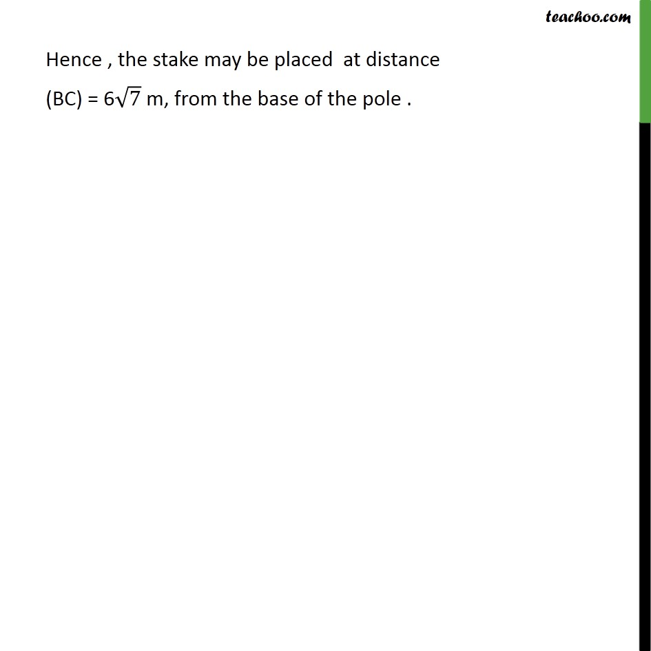 Ex 6.5, 10 - Chapter 6 Class 10 Triangles - Part 3
