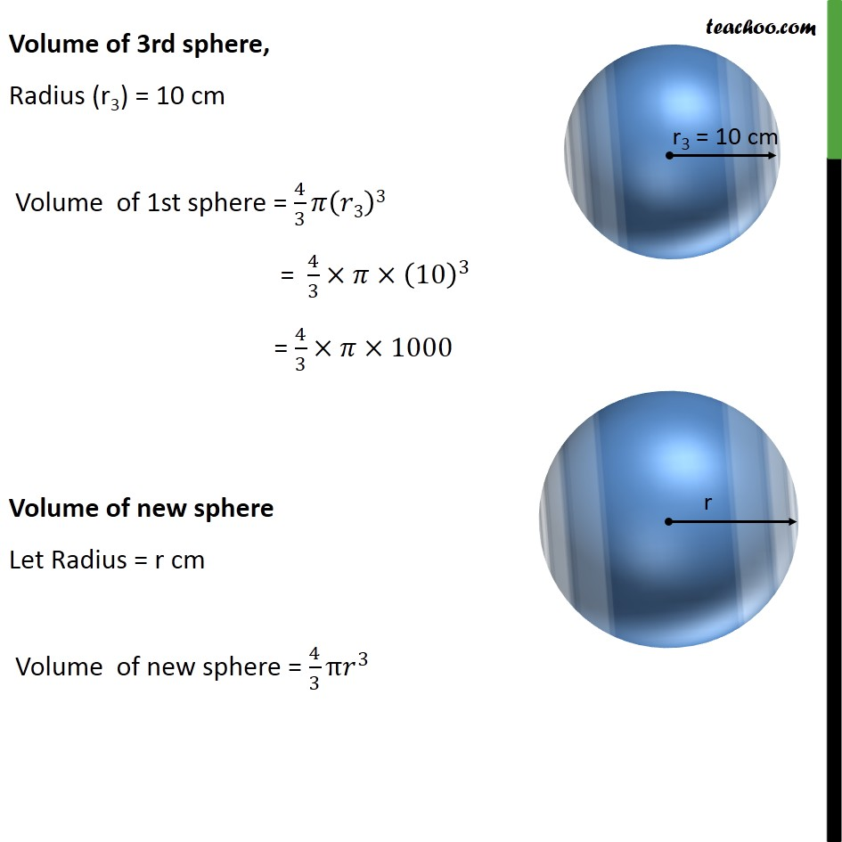Ex 13.3, 2 - Chapter 13 Class 10 Surface Areas and Volumes - Part 3