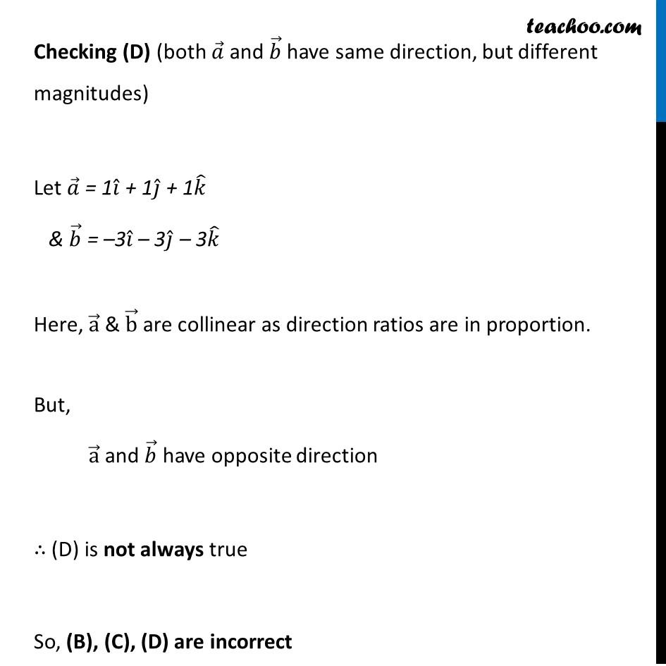 Ex 10.2, 19 - Chapter 10 Class 12 Vector Algebra - Part 4