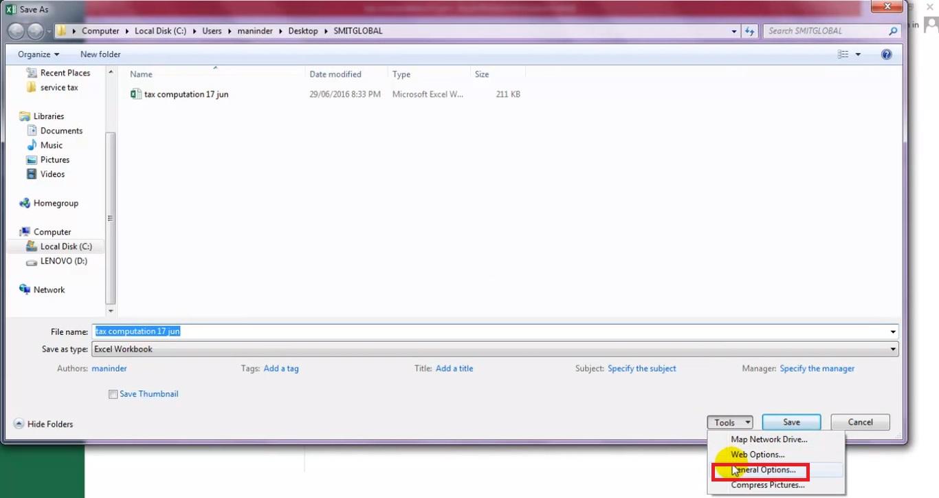 5 - Click general folder.jpg