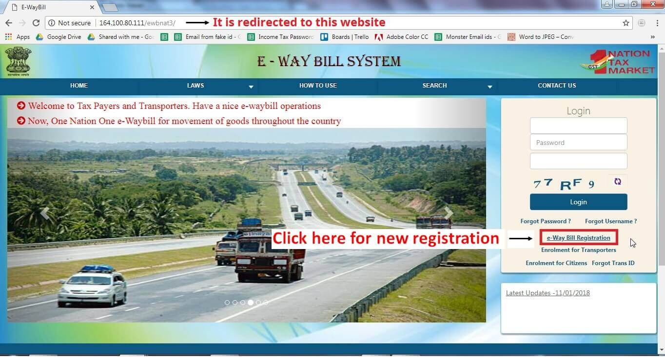 2. Click E-Way Bill Registrations.jpg