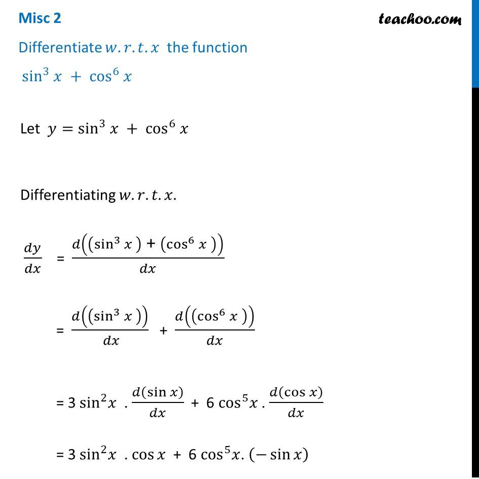 Misc 2 - Miscellaneous