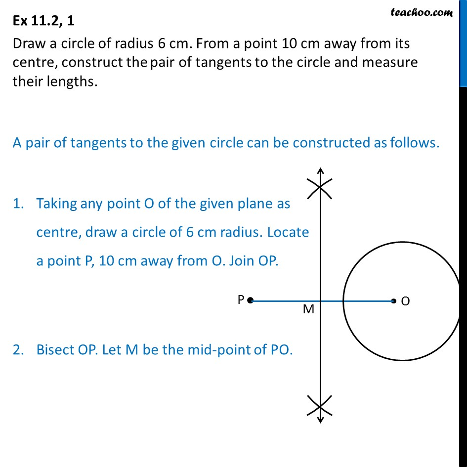 how to find radius from a circle equation