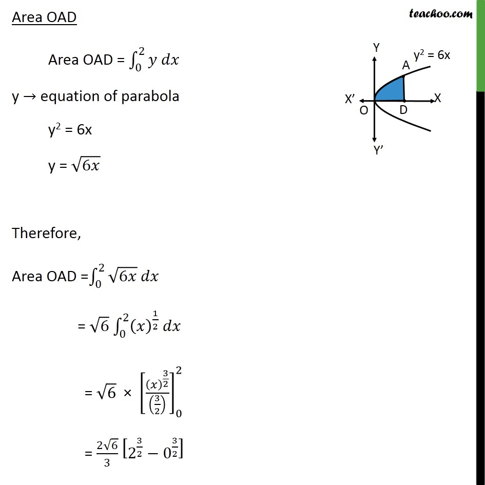 Misc 18 - Chapter 8 Class 12 Application of Integrals - Part 9