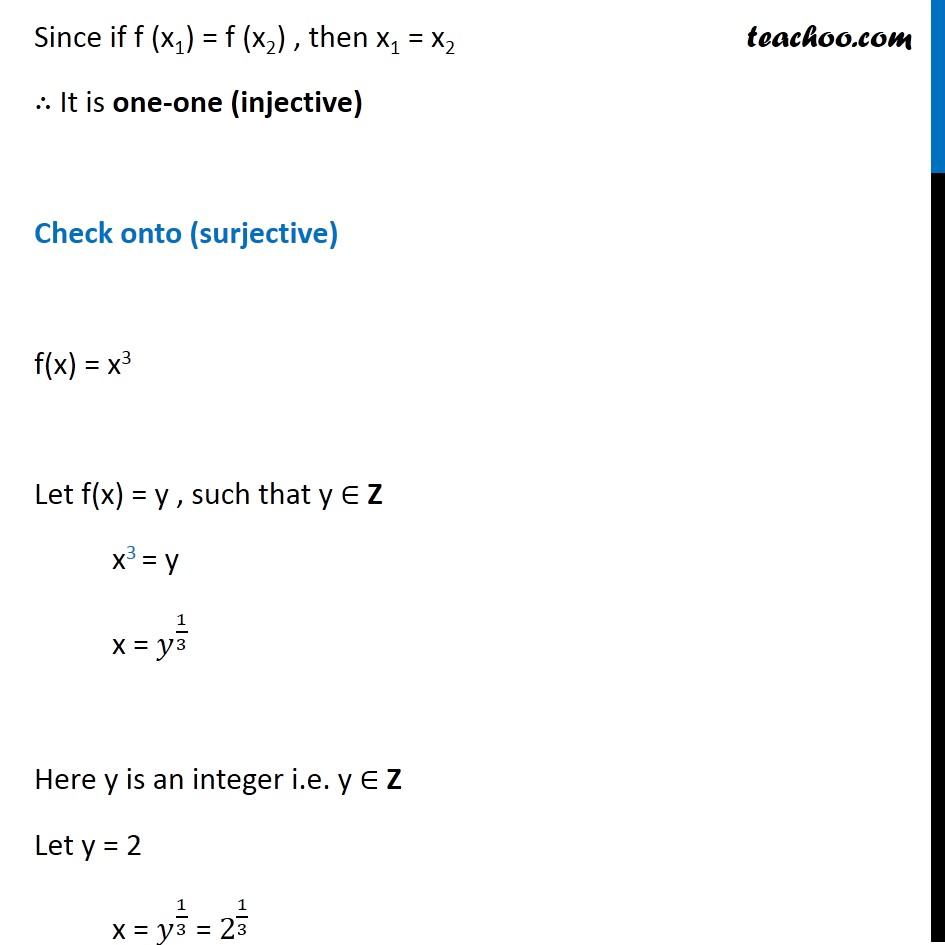 Ex 1.2 , 2 - Chapter 1 Class 12 Relation and Functions - Part 14