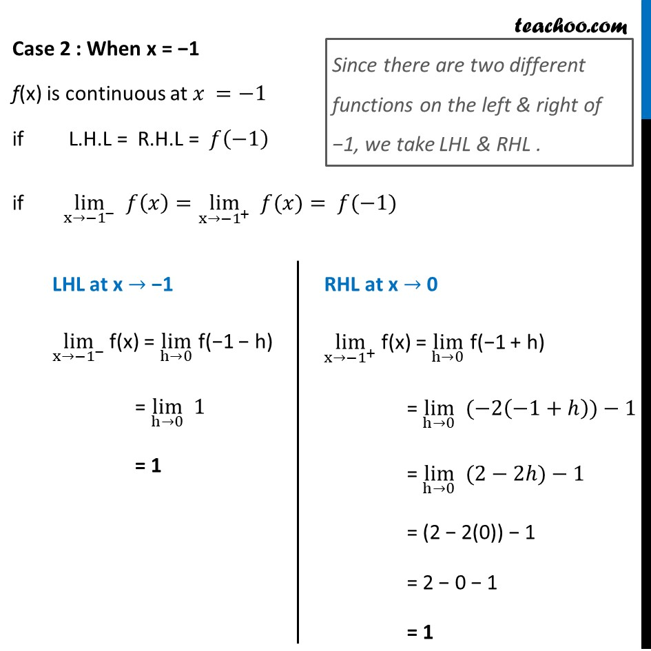 Ex 5.1, 34 - Chapter 5 Class 12 Continuity and Differentiability - Part 6