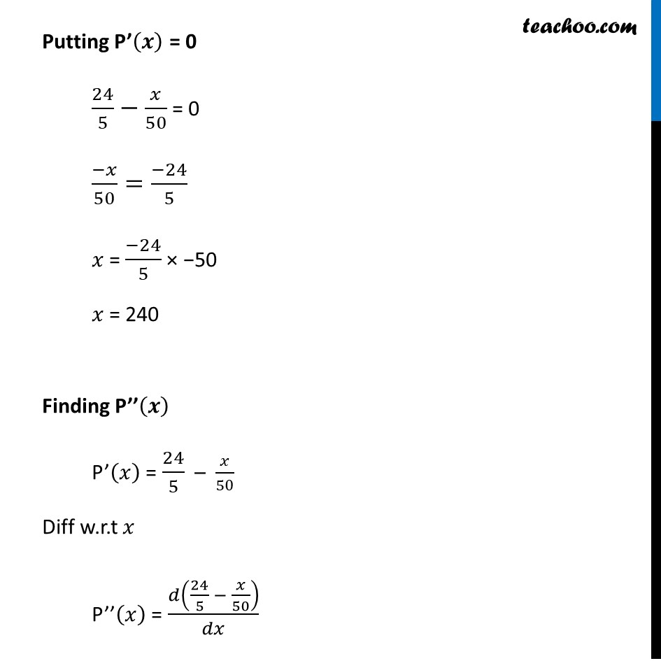 Example 51 - Chapter 6 Class 12 Application of Derivatives - Part 4