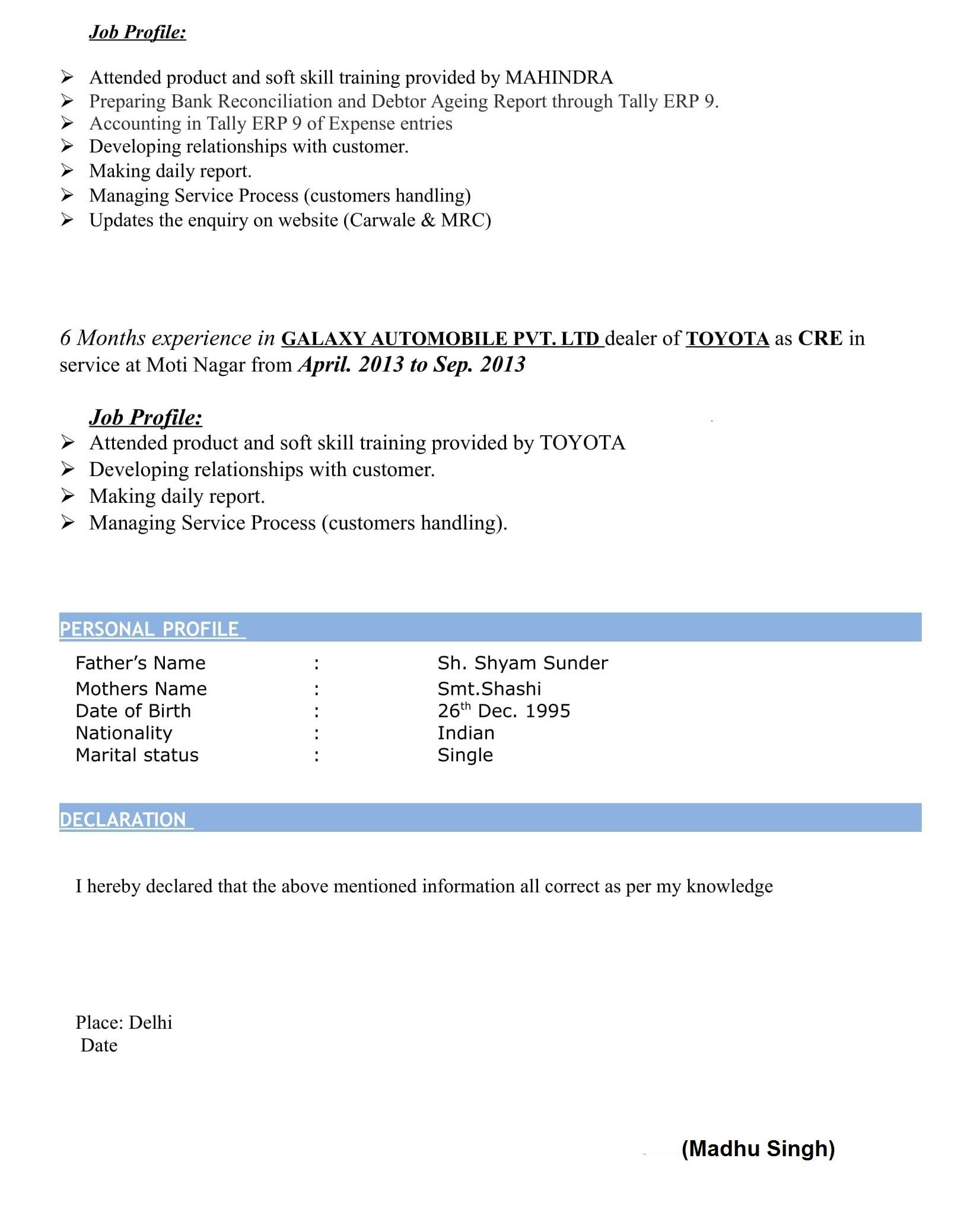 CV JYOTI MALHOTRA 2