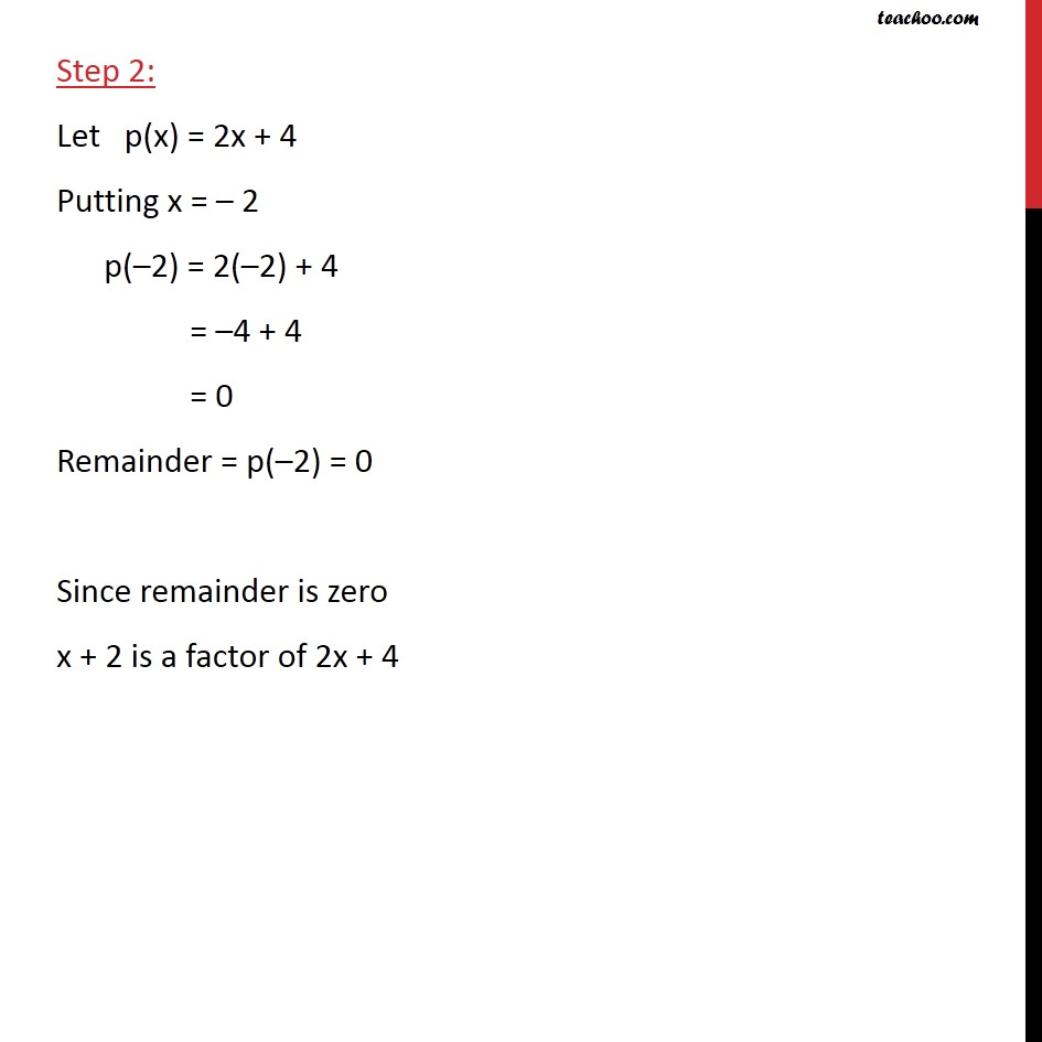 Example 11 - Chapter 2 Class 9 Polynomials - Part 3