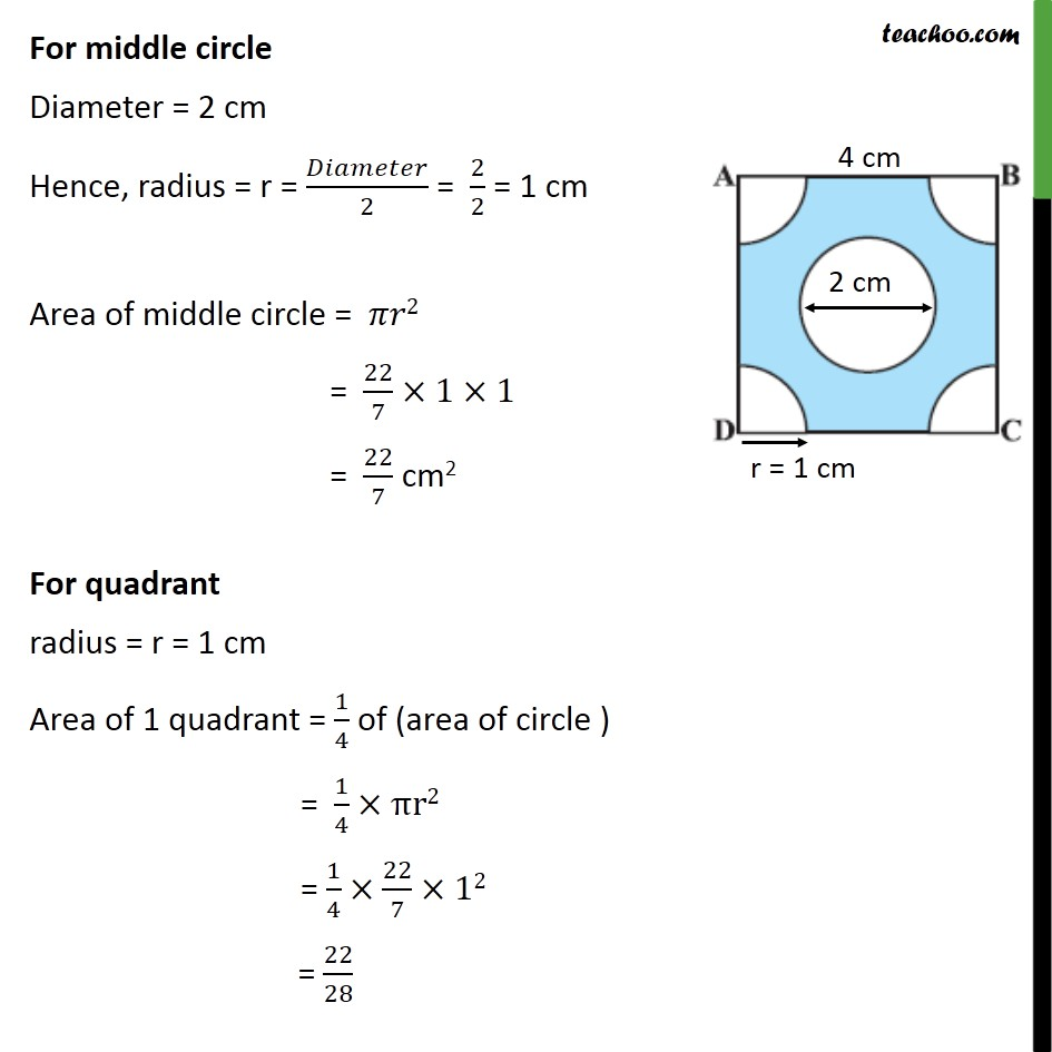 Ex 12.3, 5 - Chapter 12 Class 10 Areas related to Circles - Part 2