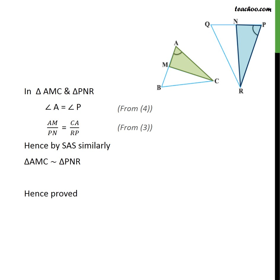 Example 8 - Chapter 6 Class 10 Triangles - Part 3