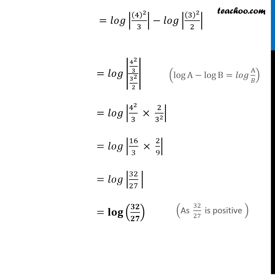 Example 27 - Chapter 7 Class 12 Integrals - Part 10