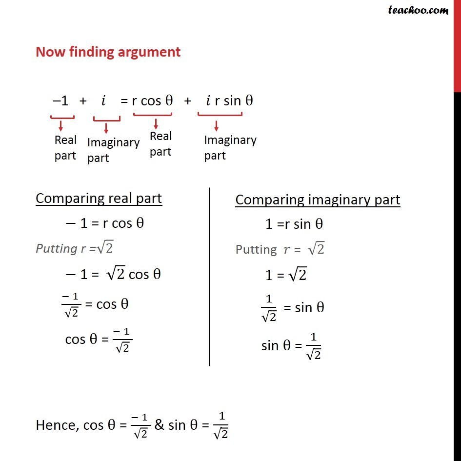 Misc 5 - Chapter 5 Class 11 Complex Numbers - Part 13