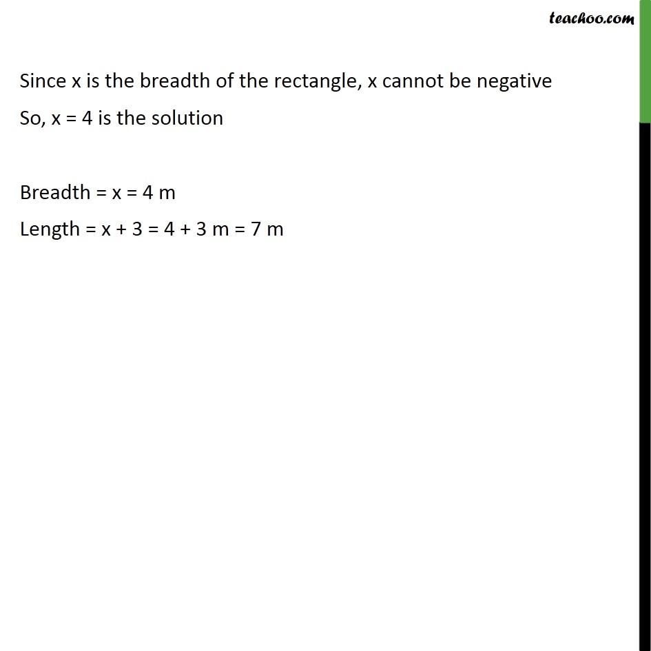 Example 12 - Chapter 4 Class 10 Quadratic Equations - Part 4