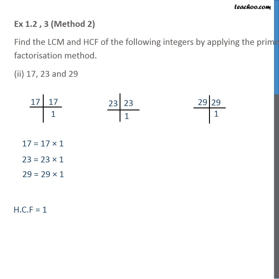 Ex 1.2, 3 - Chapter 1 Class 10 Real Numbers - Part 5