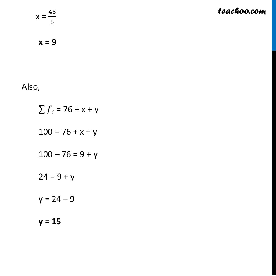 Example 8 - Chapter 14 Class 10 Statistics - Part 4