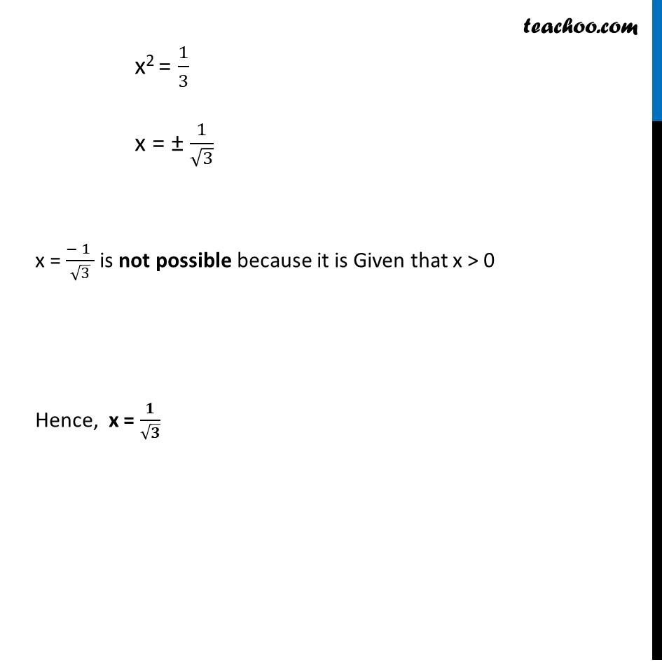 Misc. 14 - Chapter 2 Class 12 Inverse Trigonometric Functions - Part 4
