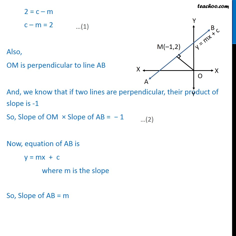 Ex 10.3, 15 - Chapter 10 Class 11 Straight Lines - Part 2