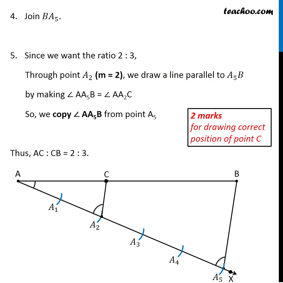 Question 28 (OR 2nd question) - CBSE Class 10 Sample Paper for 2020 Boards - Maths Basic - Part 3