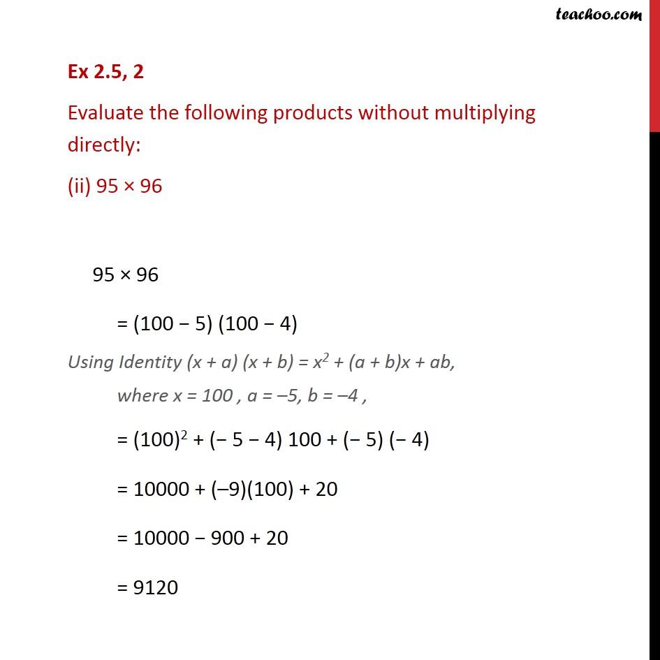Ex 2.5,2 - Chapter 2 Class 9 Polynomials - Part 2