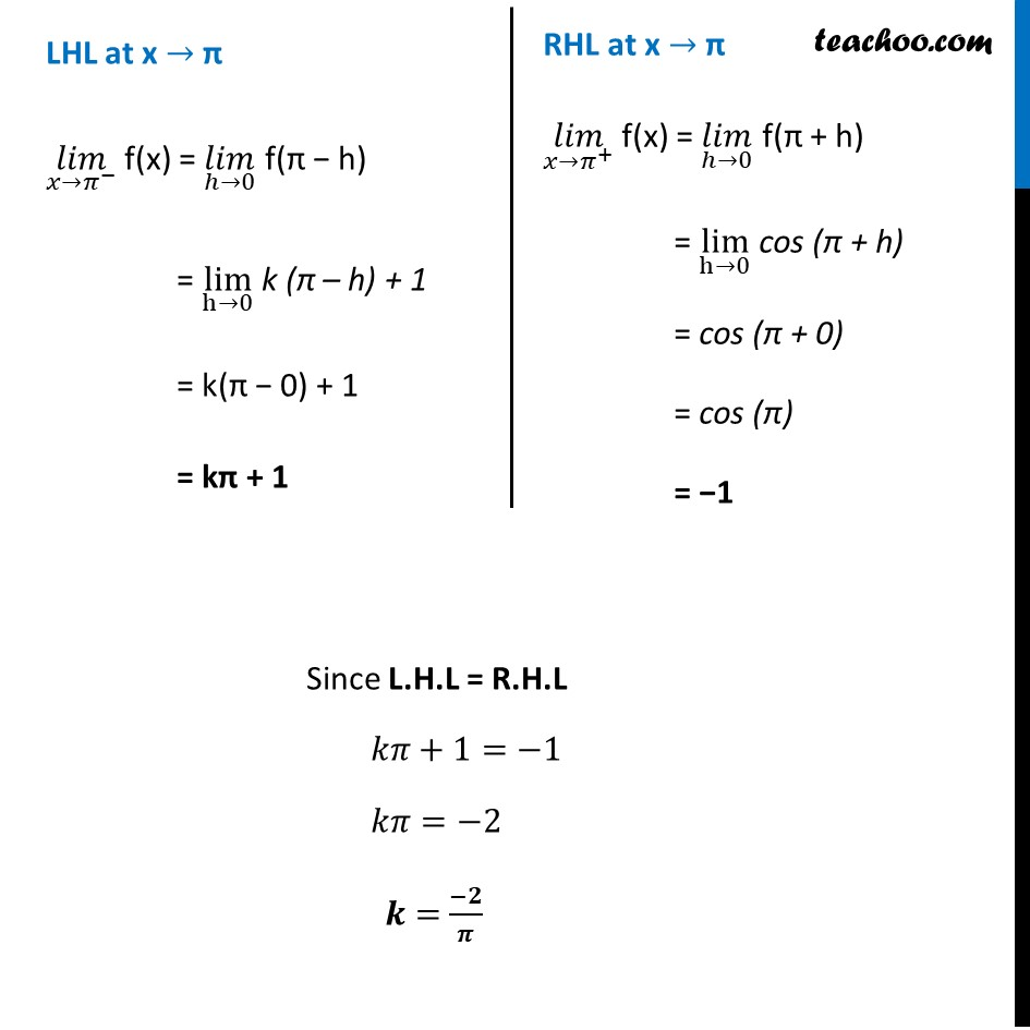 Ex 5.1, 28 - Chapter 5 Class 12 Continuity and Differentiability - Part 2