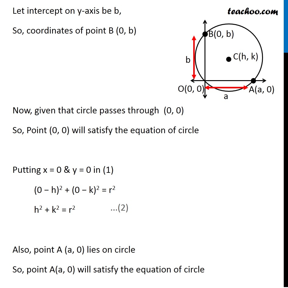 Ex 11.1,  13 - Chapter 11 Class 11 Conic Sections - Part 2