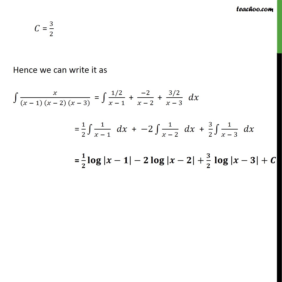 Ex 7.5, 4 - Chapter 7 Class 12 Integrals - Part 3