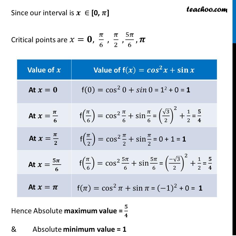 Misc 14 - Chapter 6 Class 12 Application of Derivatives - Part 3
