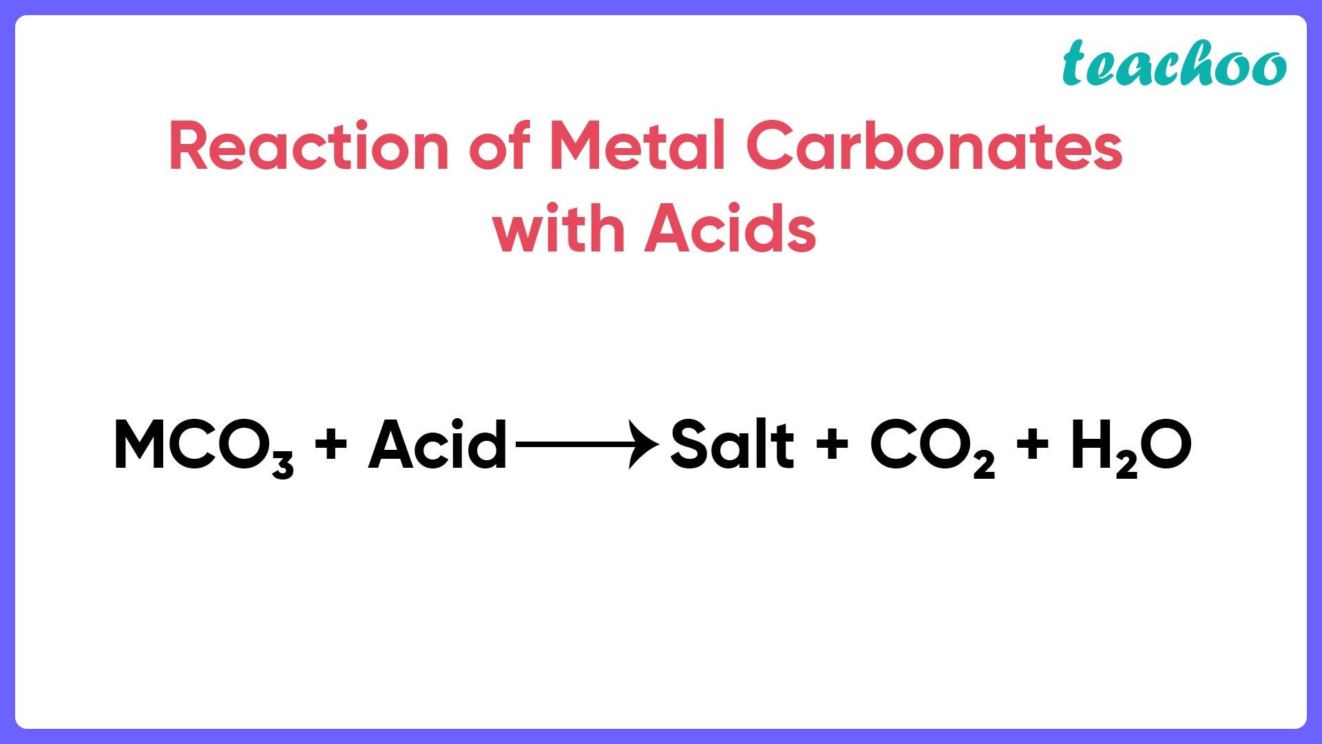 Reaction of Metal Carbonates with Acids - Teachoo.jpg