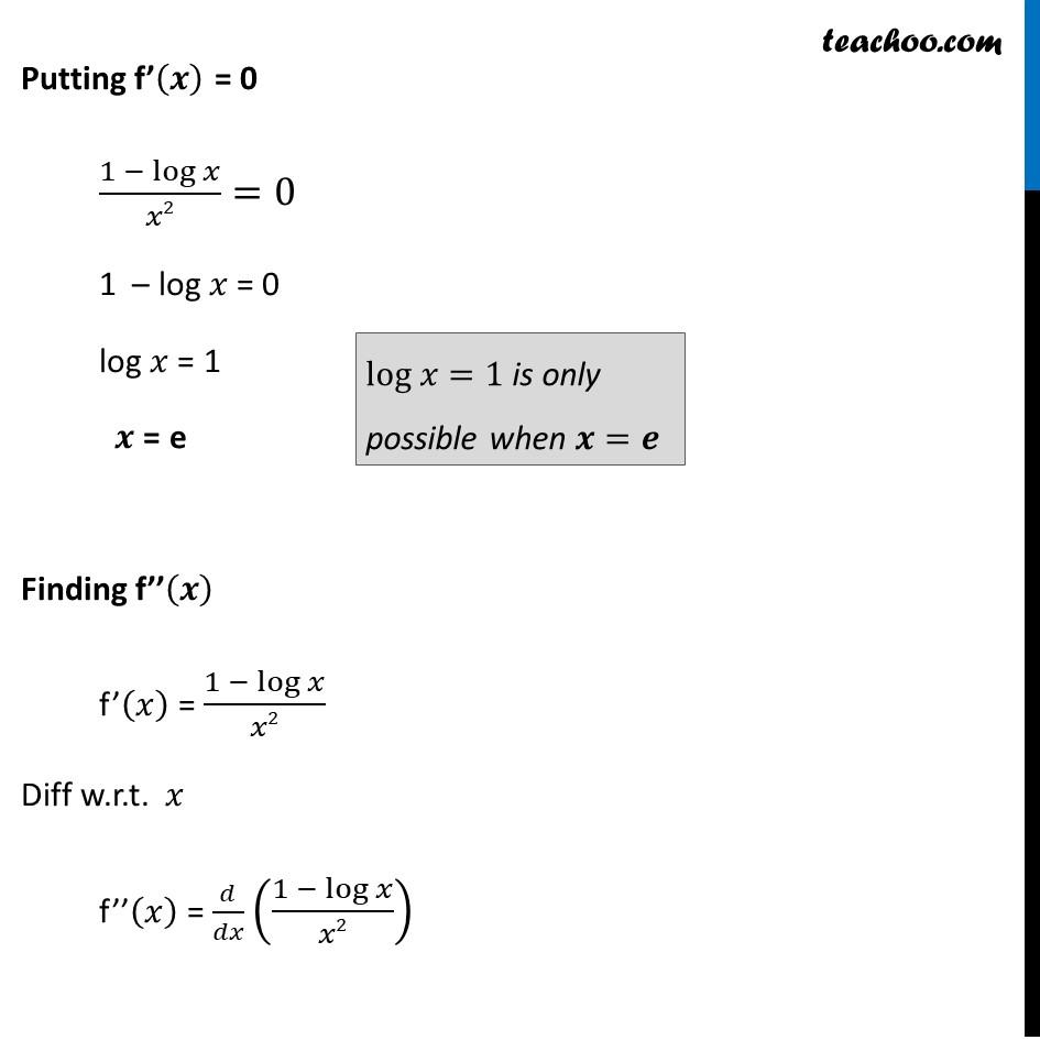 Misc 2 - Chapter 6 Class 12 Application of Derivatives - Part 2