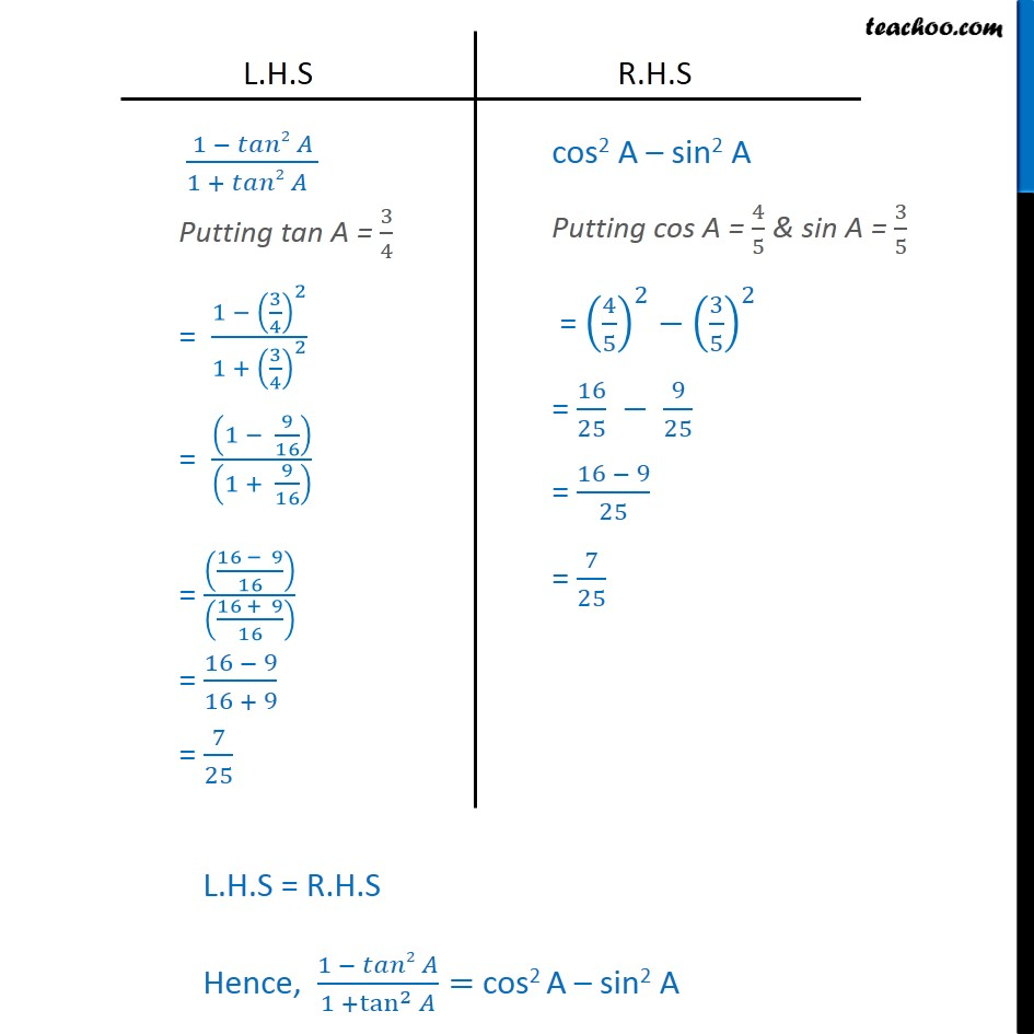Ex 8.1, 8 - Chapter 8 Class 10 Introduction to Trignometry - Part 4