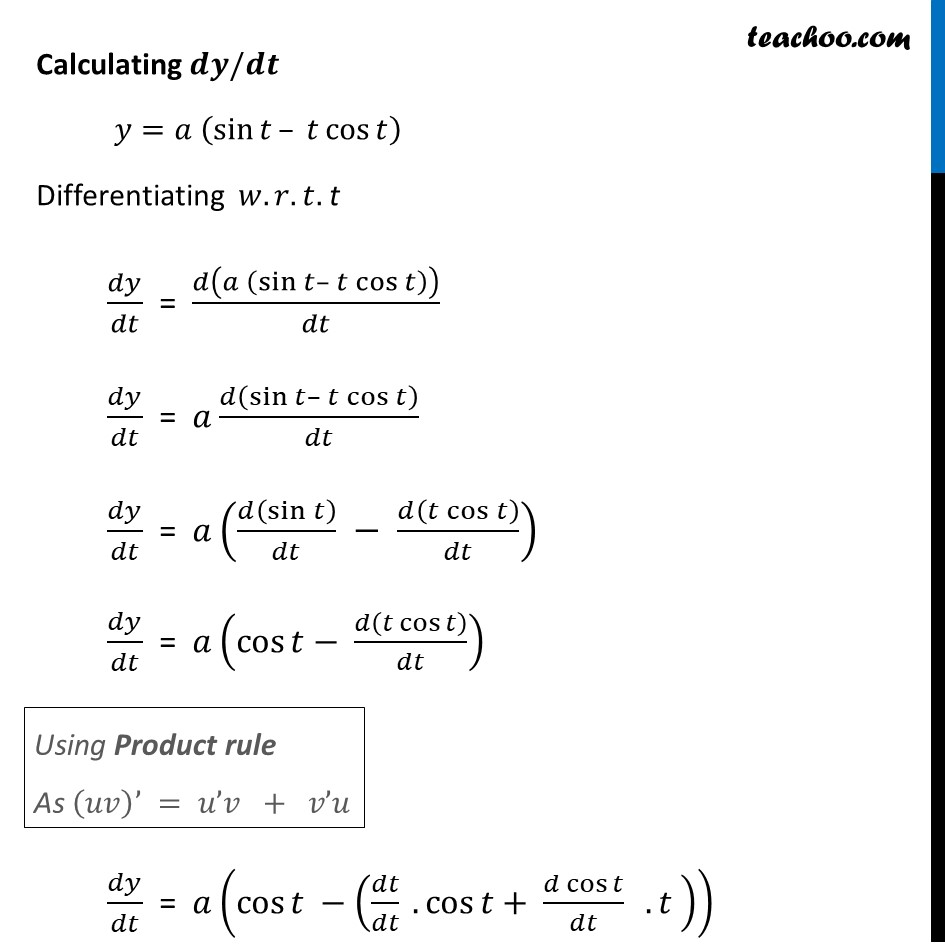Misc  17 - Chapter 5 Class 12 Continuity and Differentiability - Part 2