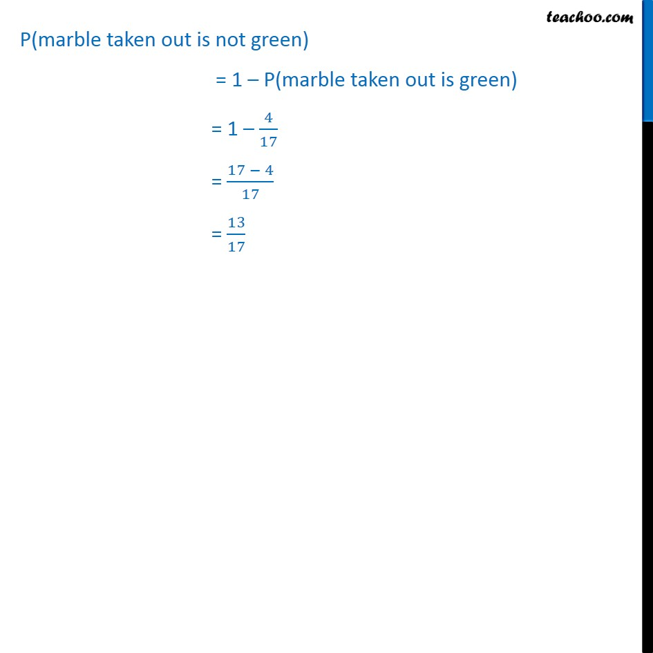 Ex 15.1, 9 - Chapter 15 Class 10 Probability - Part 5