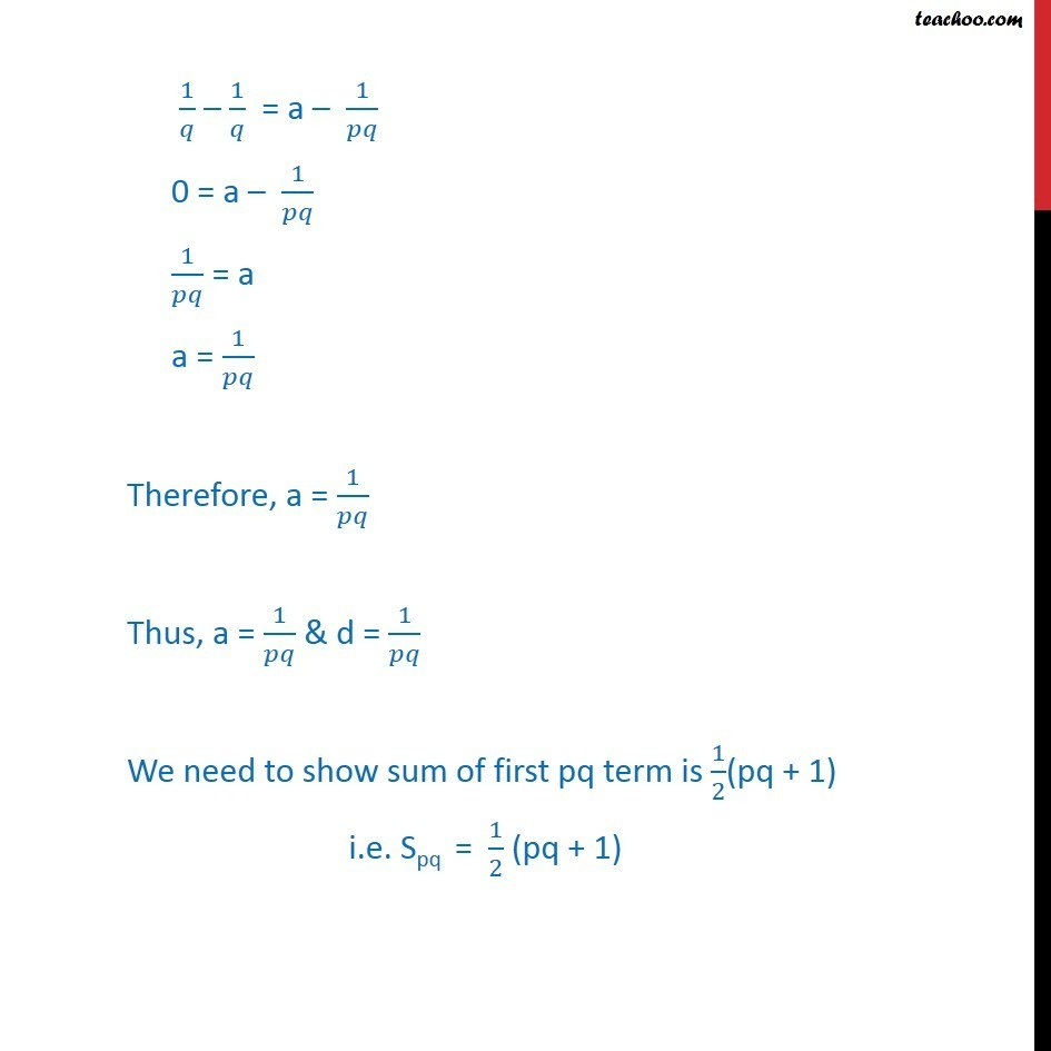 Ex 9.2, 5 - Chapter 9 Class 11 Sequences and Series - Part 4