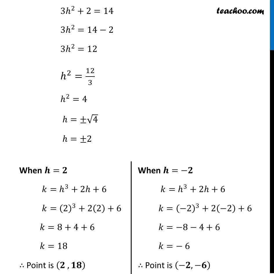 Ex 6.3,21 - Chapter 6 Class 12 Application of Derivatives - Part 5