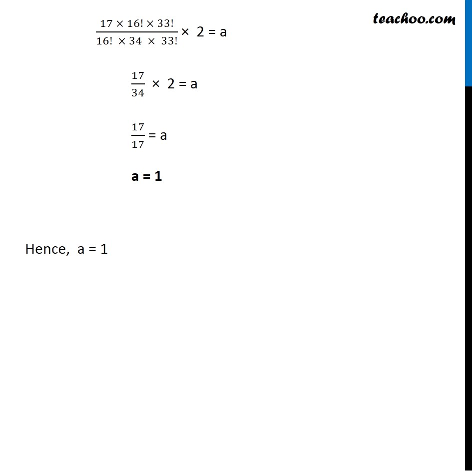 Example  5 - Chapter 8 Class 11 Binomial Theorem - Part 3