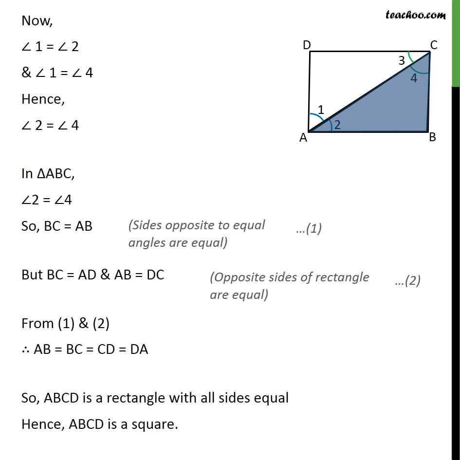 Ex 8.1, 8 - Chapter 8 Class 9 Quadrilaterals - Part 2