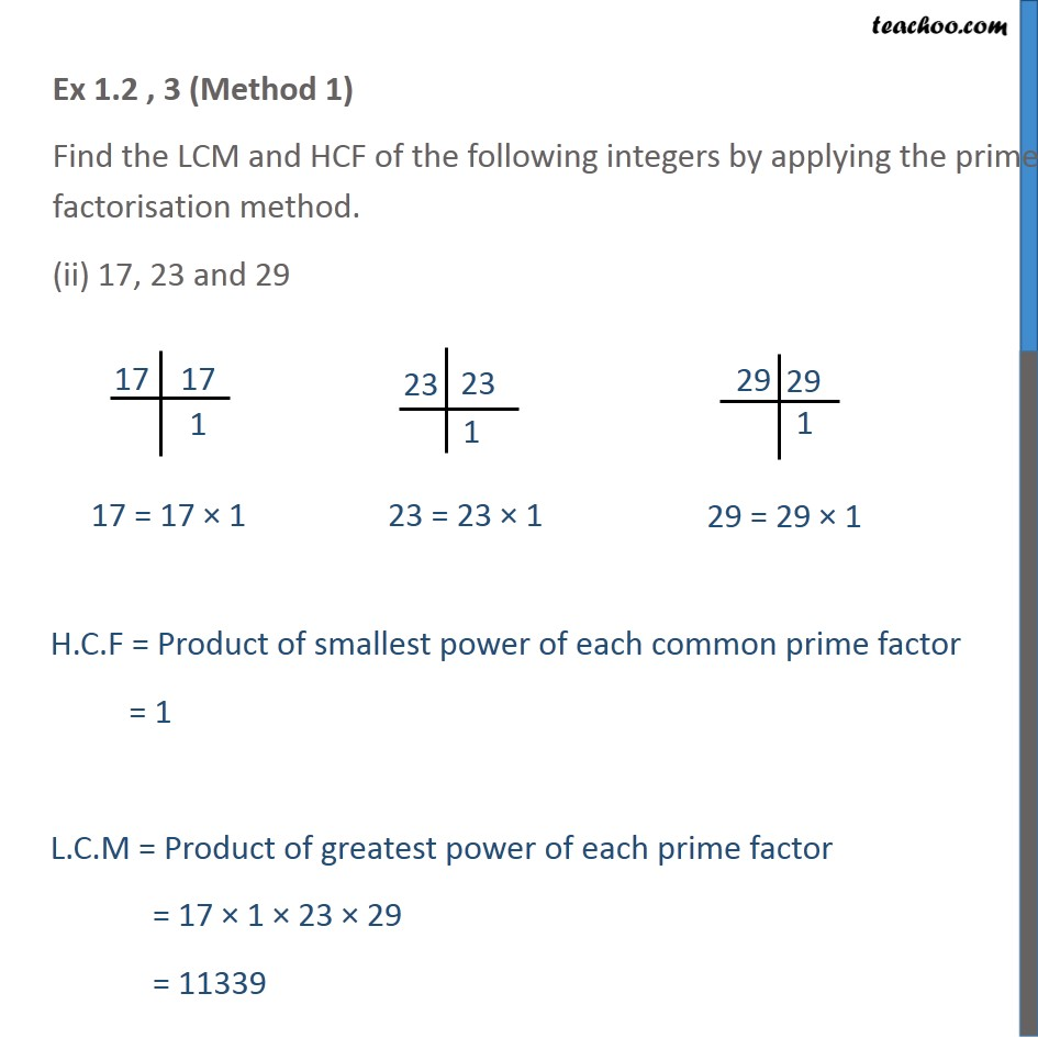 Ex 1.2, 3 - Chapter 1 Class 10 Real Numbers - Part 4