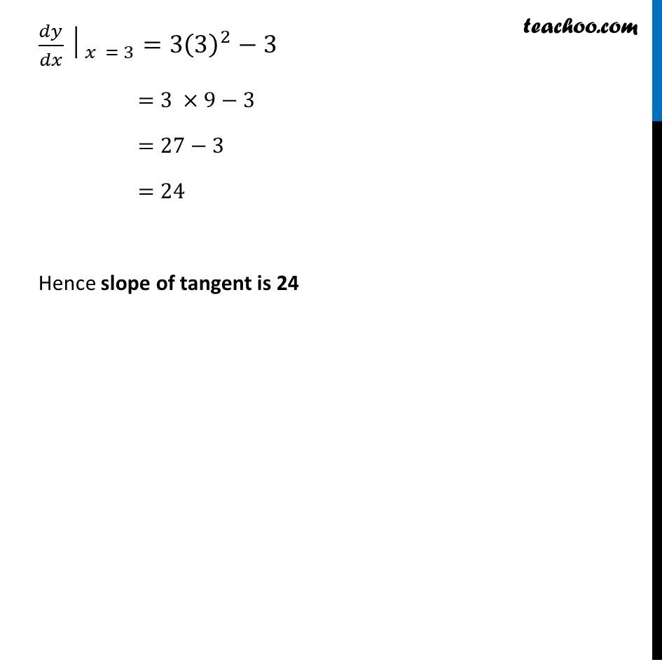 Ex 6.3,4 - Chapter 6 Class 12 Application of Derivatives - Part 2