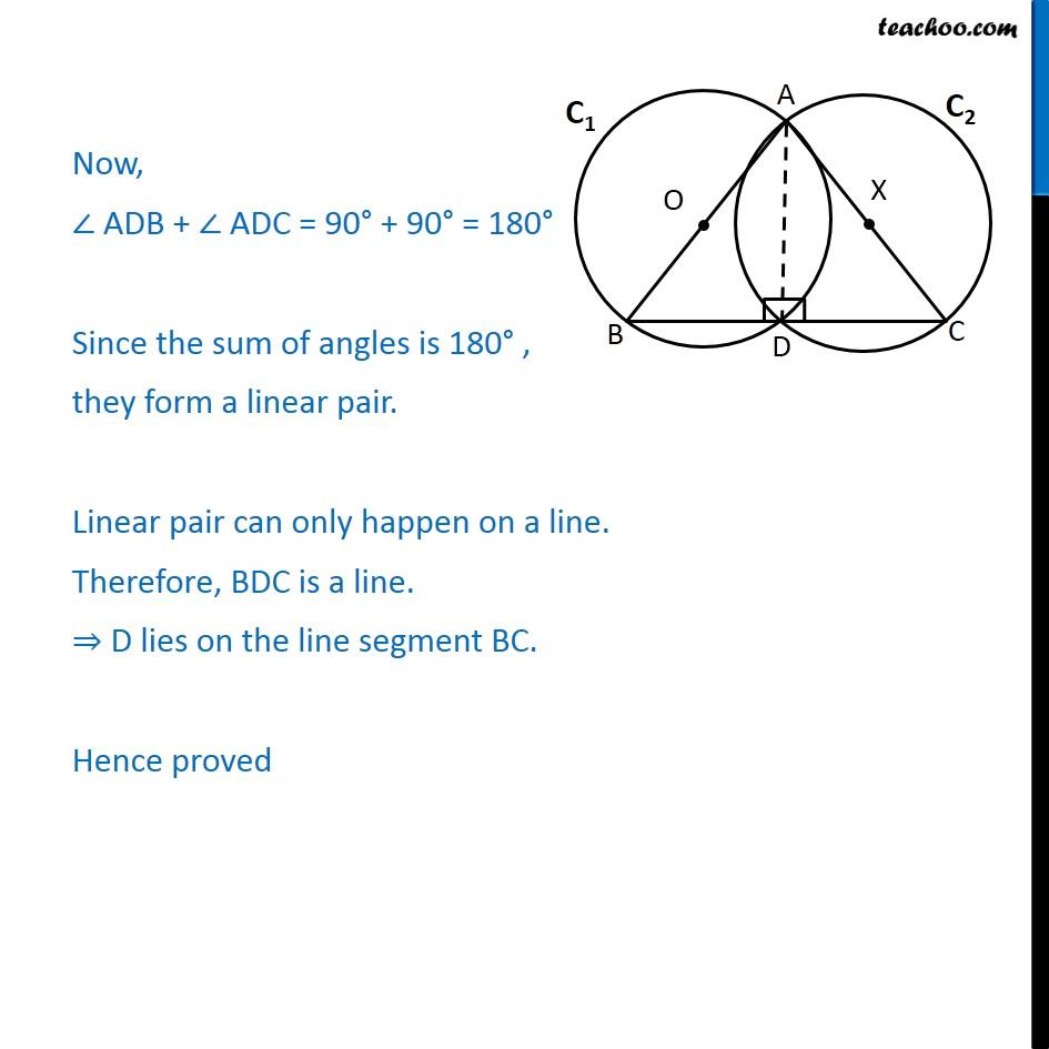 Ex 10.5, 10 - Chapter 10 Class 9 Circles - Part 2