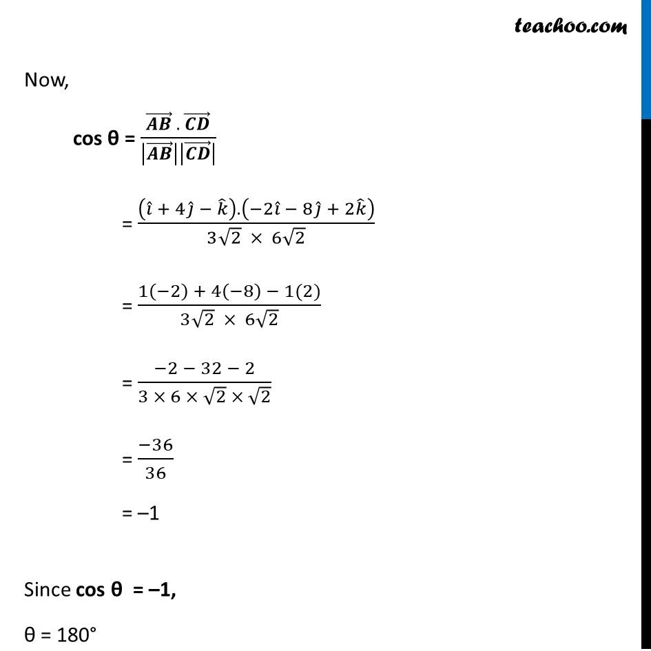 Example 27 - Chapter 10 Class 12 Vector Algebra - Part 2