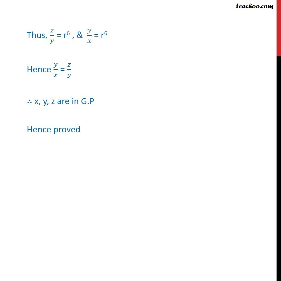 Ex 9.3, 17 - Chapter 9 Class 11 Sequences and Series - Part 4