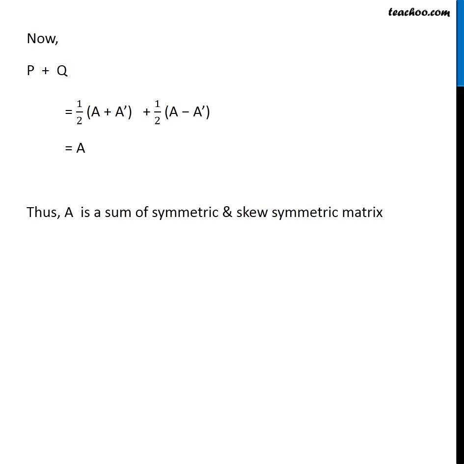 Ex 3.3, 10 - Chapter 3 Class 12 Matrices - Part 5